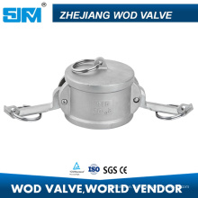 DC Type Flange Coupling (Stainless steel)