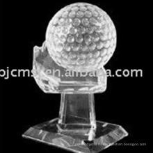 Новый дизайн высокое качество дешевые кристалл трофей награды