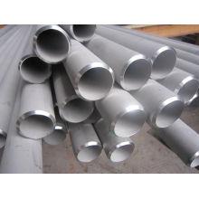 Tubo de aço soldado 316, 316L, 321, 304, 304L, 201