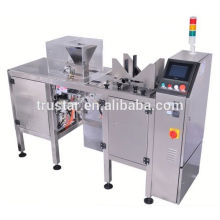 standup pouch packaging machine for liquid or powder or paste