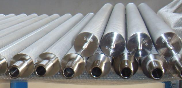 Sintered Wire Wesh 5-Layer Filters