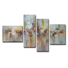 Dernières peintures à l'huile décoratives originales