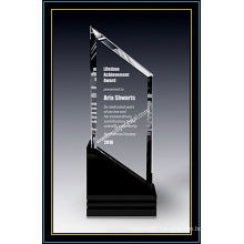 "Crystal Sports Award Plaques for Sailing Players 11"" H (NU-CW710)"