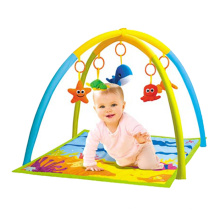 Alfombrilla de viaje Baby Seaworld suave con cuadro Fitness (10217389)