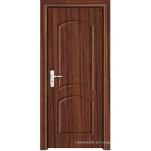 Puerta interior de PVC hecha en China (LTP-8008)