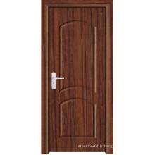 Porte intérieure en PVC fabriquée en Chine (LTP-8008)