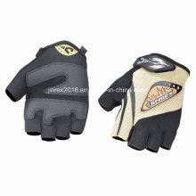 Cycling Half Finger Sports Bike Bicycle Cycle Sports Equipment Glove Gel Padding Gift Mountain Bike Fingerless Sports Wear Jw09c011