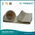 Steel Plant Dust Extraction System Nomex Filter Bag