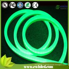 Зеленый светодиод Neon Flex для рождественских украшений