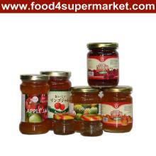 Mix Fruit Jam in Jars