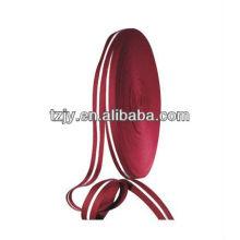 100% poliéster color cinta reflectante