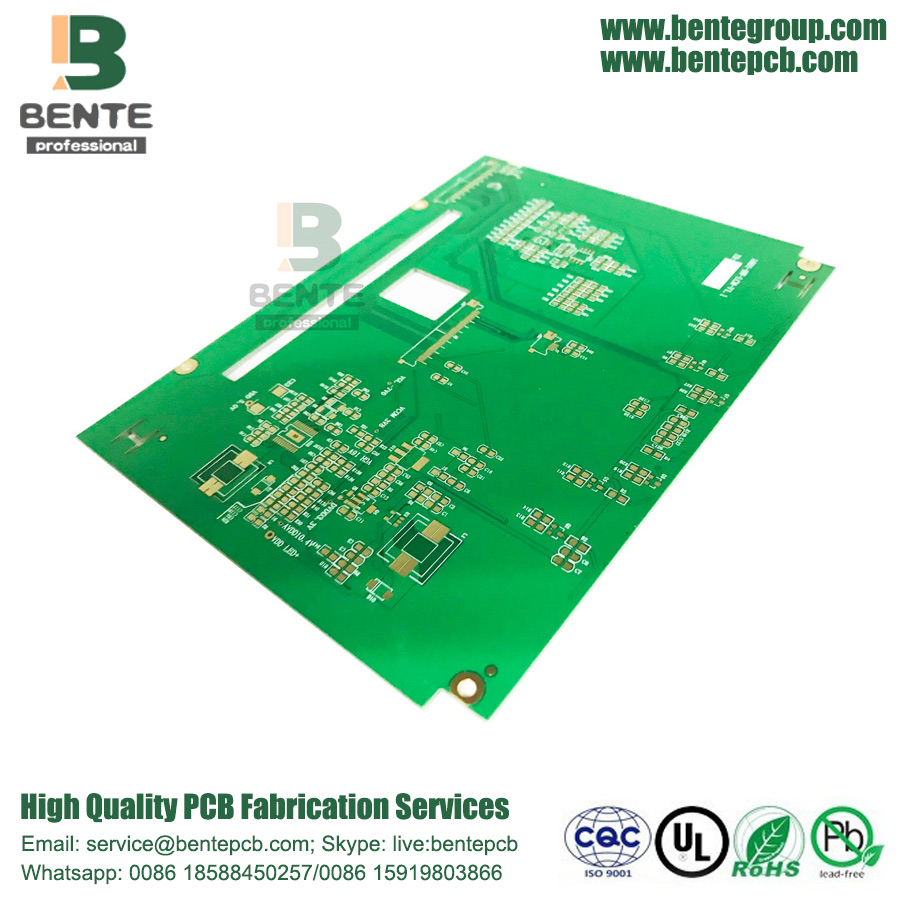 Quickturn PCB por DHL