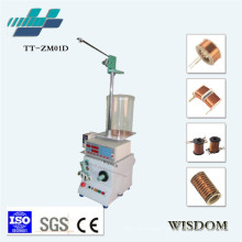 Wisdom Tt-Zm01d Positive Uniaxial Winding Machine for Transformer, Relay, Solenoid, Inductor, Ballast