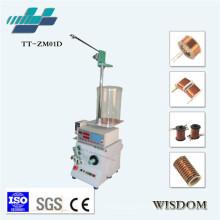Мудрость ТТ-Zm01d положительный Одноосный Намоточный Станок для трансформаторов, реле, соленоид, дроссель, балласт