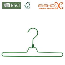 Metal Hanger, cabide de fio para Garment Store & Household