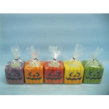 Halloween Candle Shape Ceramic Crafts (LOE2372A-5z)