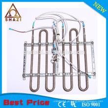 Condicionador de ar nichrome elementos de aquecimento fin