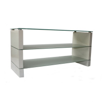 Latest Design Wooden Glass TV Display Cabinet/TV Stand