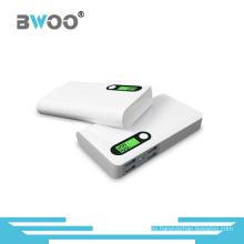 Bwoo Portable grande venta caliente Powerbank portable con la exhibición