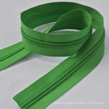 Eco-Friendly Zipper Manufacture Open End Nylon Zipper For Clothes