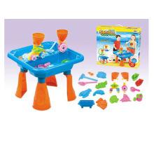 Juego de plástico jugar arena verano juguete de playa (h1336120)