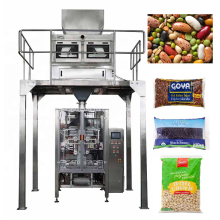 Beans Nuts Single Layer PE Film Packing Machine