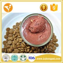 Fábrica de alimentos para gatos Sabão de frango Lata de gato Petisco Comida de gato enlatada