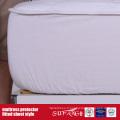 Protecteur de matelas de style de drap de tissu de tissu de coton