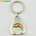 Trolley Coin Key Holder Dengan Logo