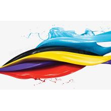 plastic printing ink A4