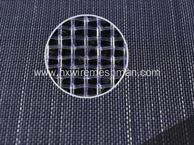 Plastic Anti Mosquito Window Screen