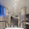 Modern hotel villa hall dining pendant light