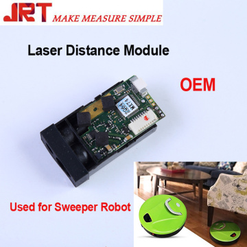 Smart Sweeper Robot Laser Distanzmodul