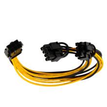 6-broches PCI-E PSU à 8 broches PCI-E Câble