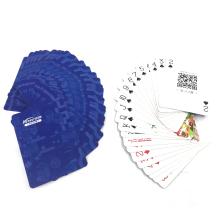 Print Waterproof playing card cheating