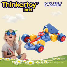 Colorful Plastic Interlocking Toy for Kids