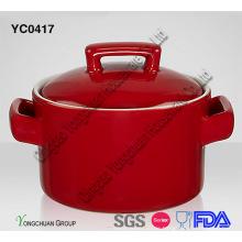 Solid Color Casserole Dish für Großhandel