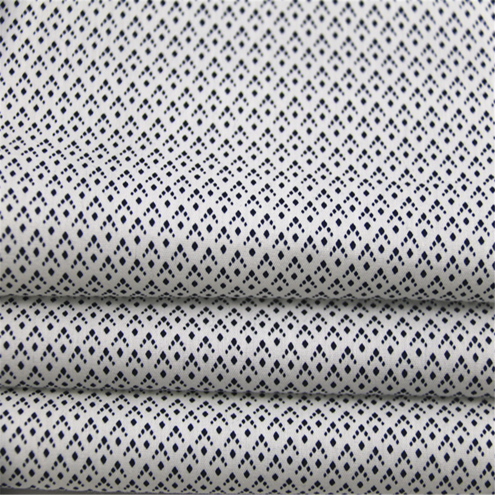 Cotton Polyester Interwoven Fabric