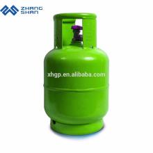 Mini 5kg LPG Gasflaschenfüllung mit Herd