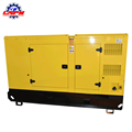 The use of external events in ultra quiet mobile generator sets