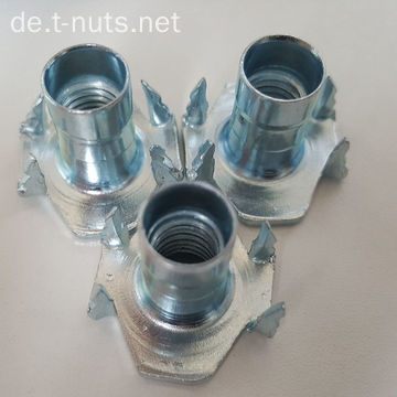 Verzinkte Möbel HOPPER FEED NOTCHED PRONG T-Nut