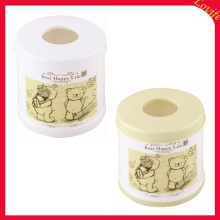 Round Top Bear Design Tissue Boxes for Home (FF-5011-2)