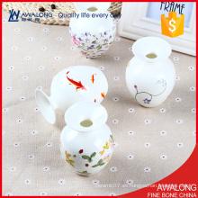 Jarrón de porcelana de decoración / jarrón de porcelana china / porcelana decorativa