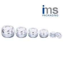 50g, 30g, 15g, 10g, 5g Round Acrylic Jar