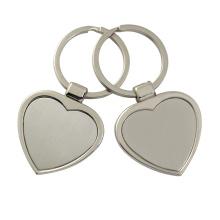 Key Ring Chain Blank, Custom Metal Blank Keyring