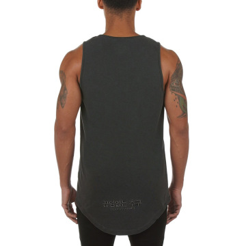 Muscle Gym Training Tank Top sin mangas