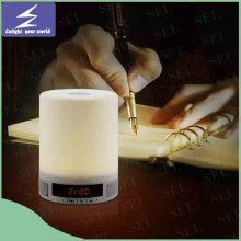 Portable Home Bluetooth Lautsprecher mit Touchable LED Lampe