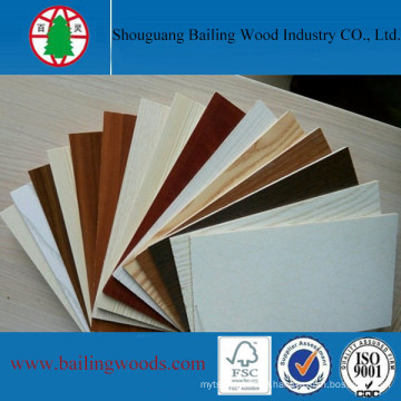 Melamine light Grey Faced Plywood for Singpore
