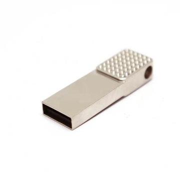 Светящийся металлический светодиодный USB-накопитель с подсветкой
