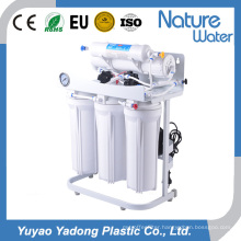 5 Stage Reverse Osmosis System with Iron Shelf